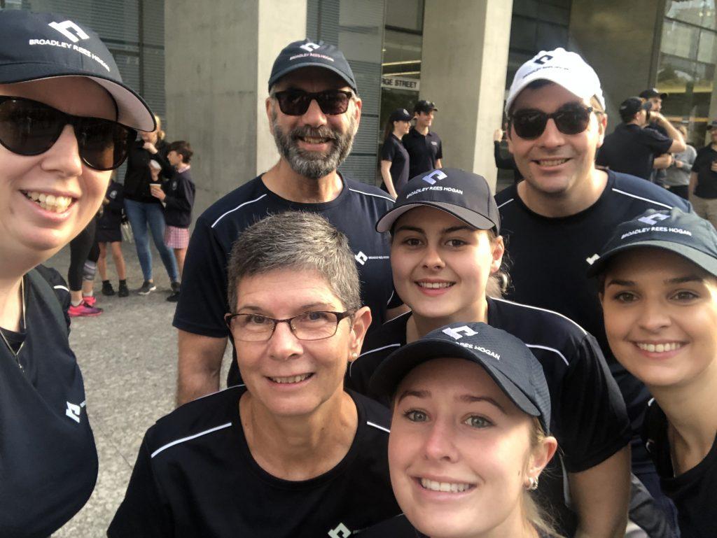 BRH Team Legal Walk 2019